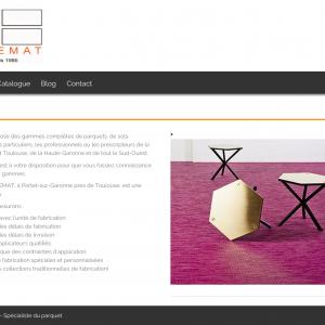 Un nouveau site internet pour Soremat