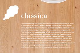 Gamme Classica.